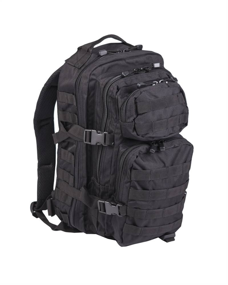 Zaino Miltec Assault small, Nero