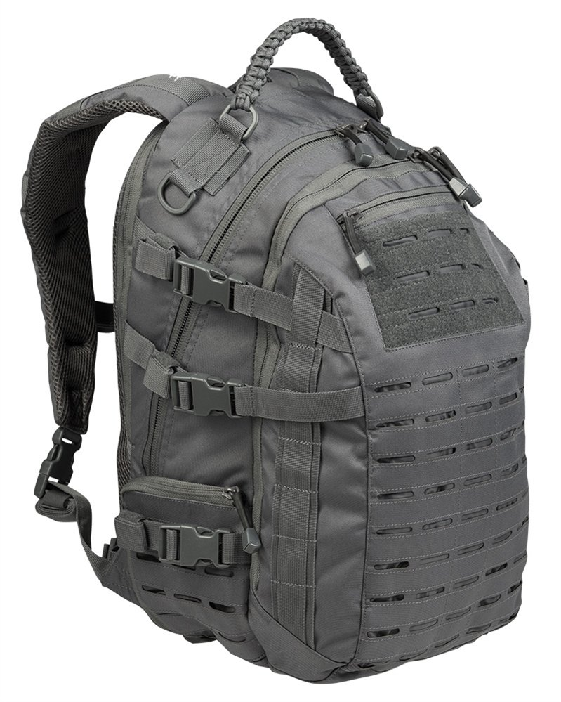Zaino Mission Laser Cut urban-grey Mil-Tec large