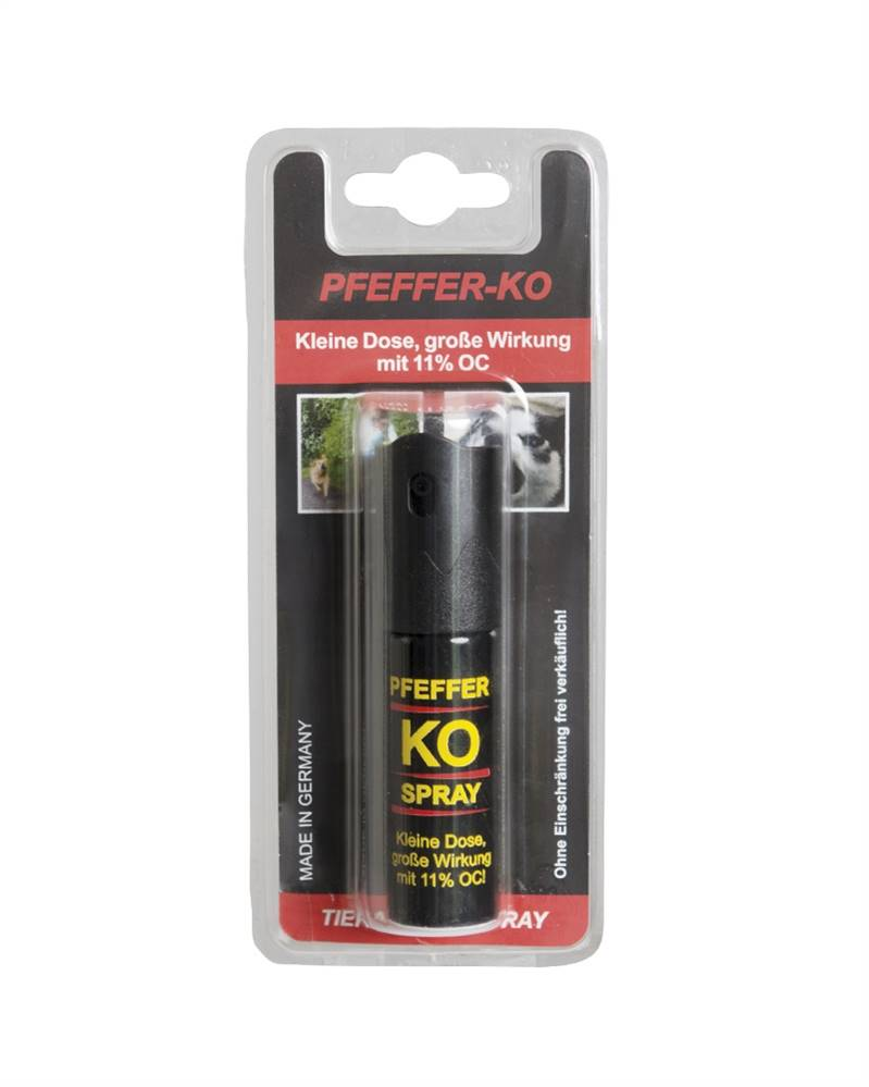 Spray antiaggressione K.O Lady 15 ml