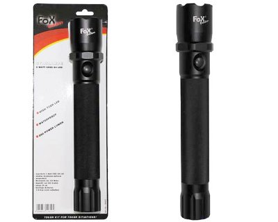 Torcia a led Fox Outdoor big