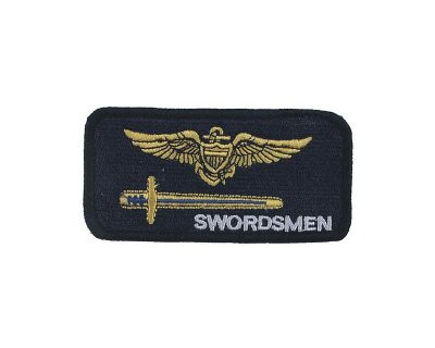 Patch americana in tessuto VF-32 SWORDSMAN