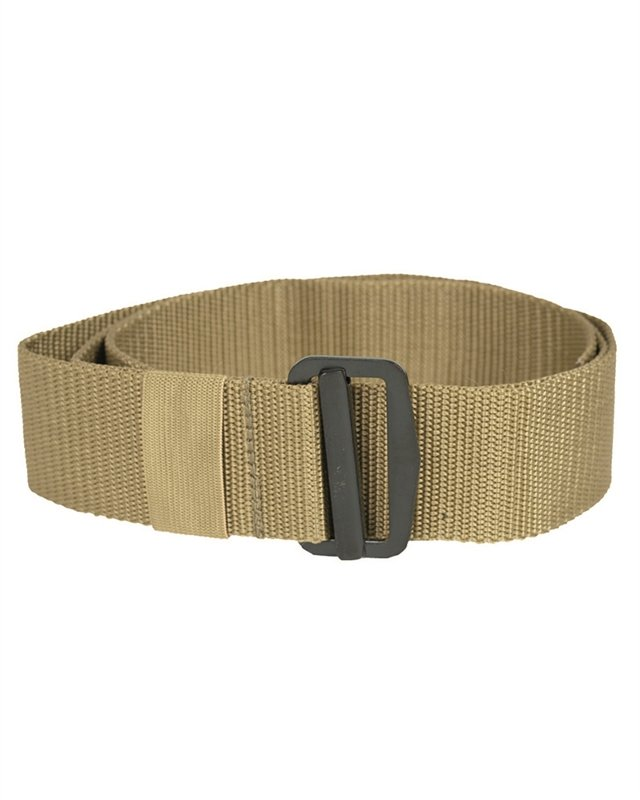 Cintura tipo BDU coyote tan 45mm