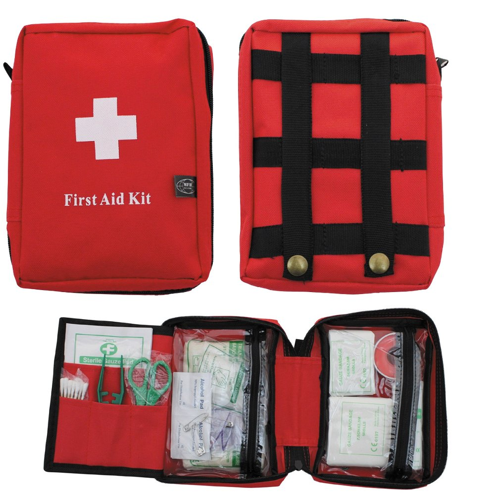Kit pronto soccorso First Aid mollesyatem