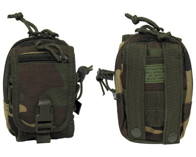 Contenitore utility woodland MOLLE