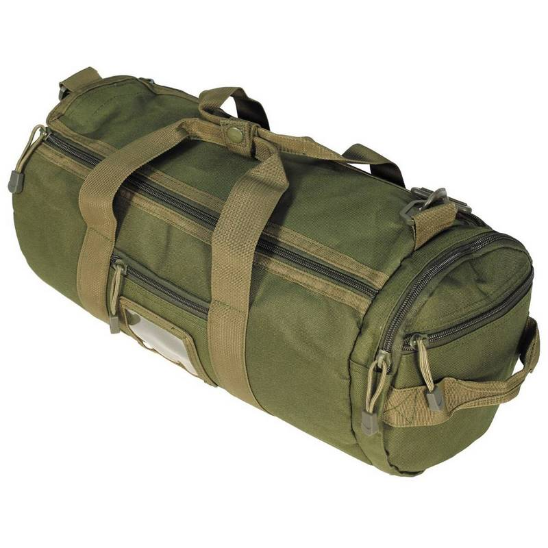 Borsa Operation Porta Attrezzatura Militare, OP e Outdoor Verde